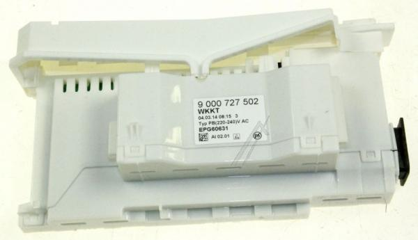 Moduł sterujący (w obudowie) skonfigurowany do zmywarki 00659584,0