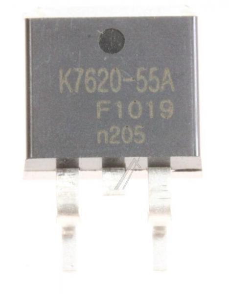 BUK7620-55A Tranzystor SOT404 (N-Channel) 55V 54A,0