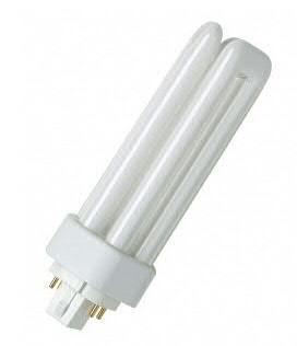 Żarówka | Świetlówka energooszczędna GX24Q2 18W Osram Duluxd/e (Ciepły biały),0