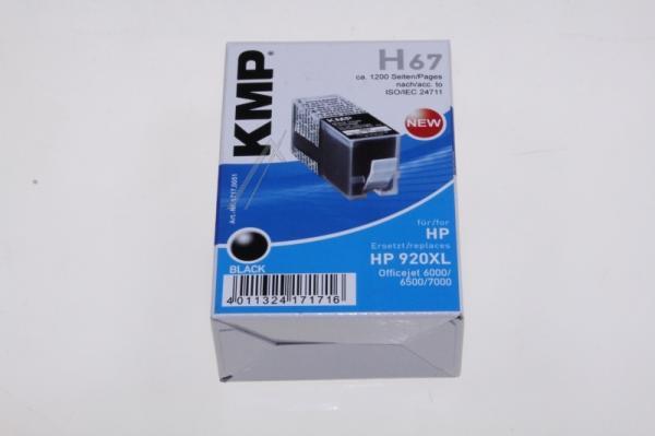 Tusz czarny do drukarki  H67,0