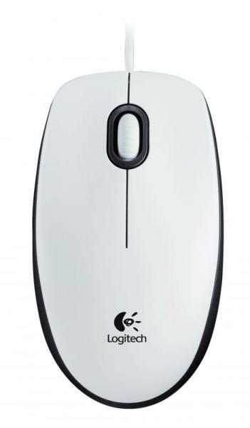 Mysz B100 Logitech 910003360,0