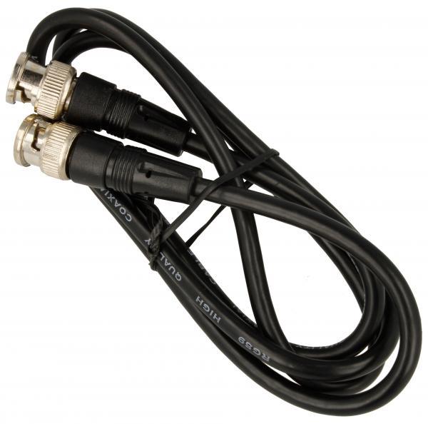 Kabel BNC 1m (wtyk/ wtyk),0