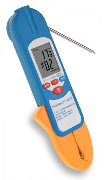 Pirometr P4970 Peaktech,1