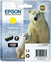 Tusz żółty do drukarki  C13T26344010,0