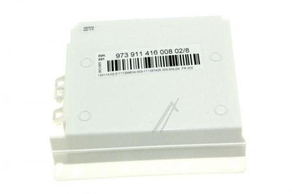 Moduł sterujący (w obudowie) skonfigurowany do zmywarki 973911416008028,0