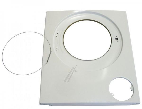 Front   Blacha przednia przy oknie do pralki 00687288,0