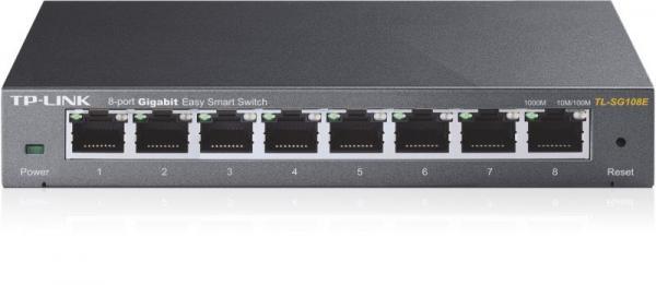 Switch LAN TP-Link TLSG108E,0