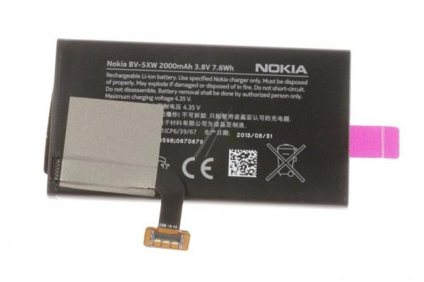 Akumulator | Bateria BV-5XW 3.8V 2000mAh do smartfona 00810H3,1