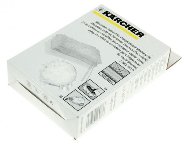 Ściereczka podłogowa z mikrofibry do parownicy 28631730,0