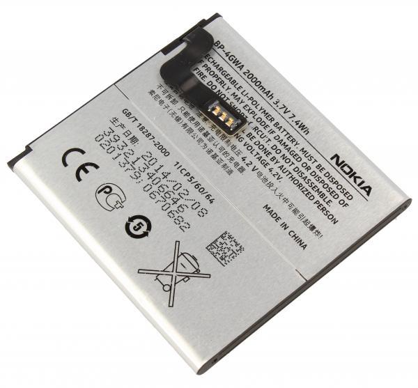 Akumulator | Bateria BP-4GWA 3.7V 2000mAh do smartfona 0670682,0