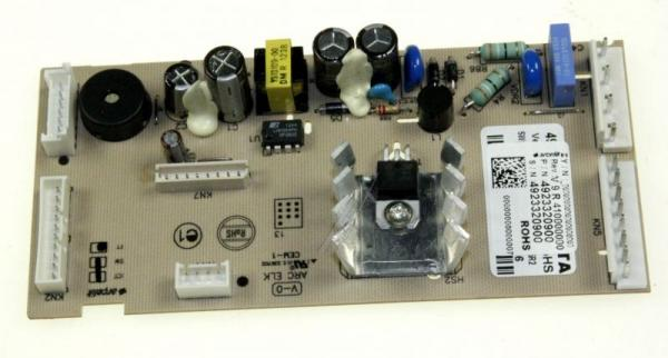 4923320900 KONTROL KART GR S1 L604XXNE LDR GRNDG ARCELIK,0