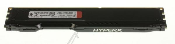 HX316C10FB8 HYPERXFURY DDR3-RAM 8GB 1600MHZ PC3-12800 CL10 NON-ECC KINGSTON,0
