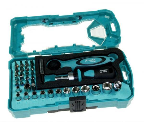 Zestaw narzędzi SD2317M Proskit,0