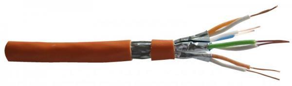 UC900HS23 Kabel utp cat7, S/FTP, pomarańczowy, 250m DRAKA,0