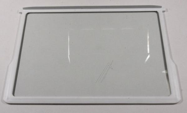 42033137 R GLASS SHELF(W.WHITE FRAME)1400ANK(S.W) VESTEL,0