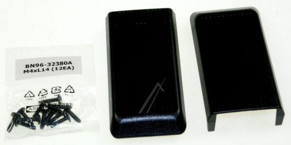 BN9631637A ASSY GUIDE P-STANDUH7000, 46,ABS+PC,BLK - 2 STÜCK SAMSUNG,0