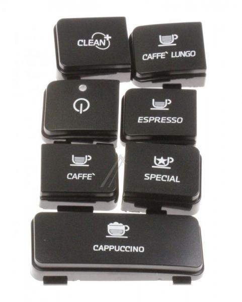 Zestaw przycisków klawiatury do ekspresu do kawy 421940813031,0