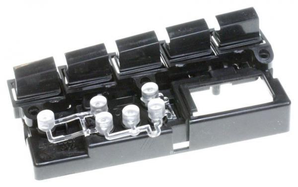 42114305 F4 BUTTON-LIGHT GUIDE GROUP-K60-70-BLA VESTEL,0