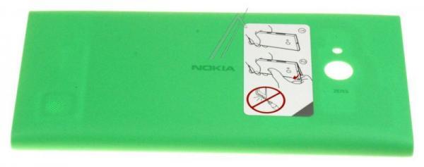 Klapka baterii do smartfona Lumia 730 / 735 02507Z4 (zielona),0