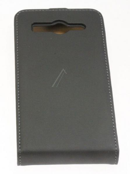 Pokrowiec   Etui gelly Flip Case do smartfona Huawei Ascend G525 (czarne),2
