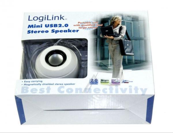 Głośniki stereo Logilink SP0007,1