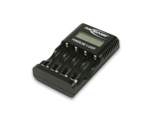Ładowarka akumulatorów POWERLINE4LIGHT R3/R6,0