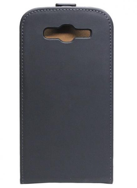 Pokrowiec typu flip case dla Samsung i9060 galaxy grandneo, czarny,0