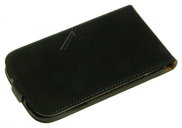 Pokrowiec typu flip case dla Samsung i9060 galaxy grandneo, czarny,1