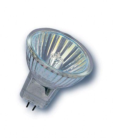 44892WFL GU4 12v-35w lampa halogenowa z reflektorem OSRAM,0