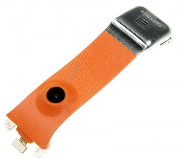 Pasek z klamrą Galaxy kompletny (pomarańczowy) do smartwatcha GH9715090D,0