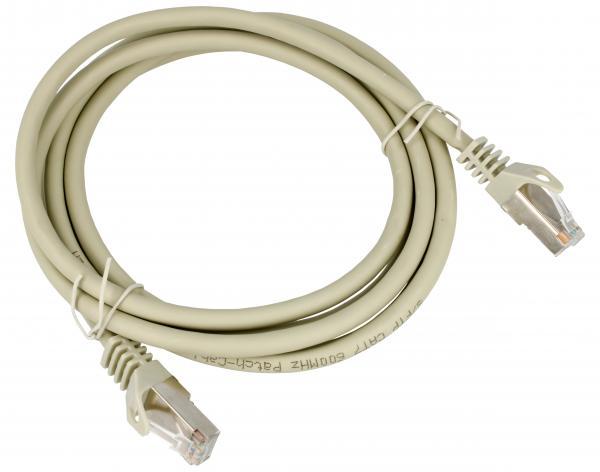 kabel rj45 wt/wt cat7, szary 2,0m,0