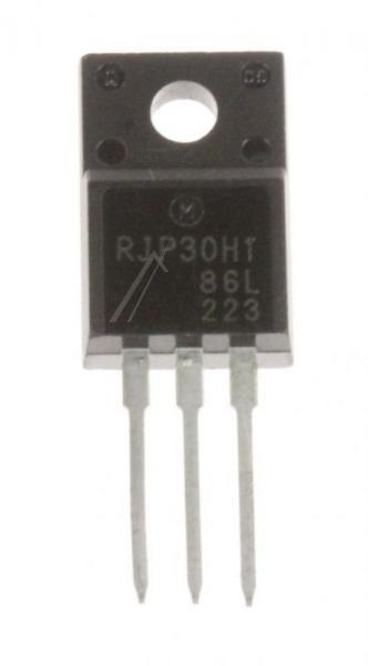 RJP30H1DPP-M0 Tranzystor TO-220FL (N-Channel) 360V 30A,0