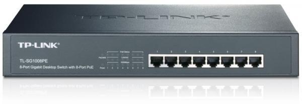 Switch LAN 8 portów TP-Link TLSG1008PE,0