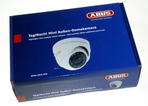 TVCC34010 kamera dzień / noc zewnętrzna, kapsuła ABUS,1