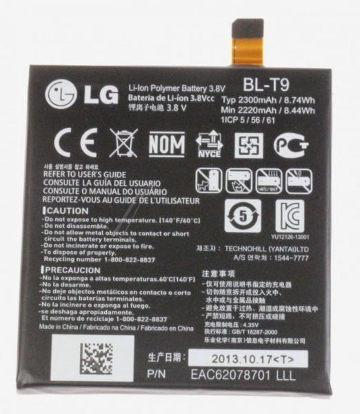 Akumulator   Bateria BL-T9 do smartfona EAC62078701,0