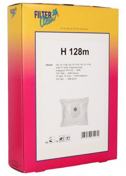 Worek tekstylny do odkurzacza (+jednorazowy) FL0759K,0