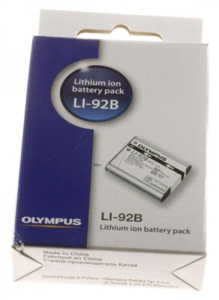 LI-92B Bateria | Akumulator do kamery V6200660E000,0