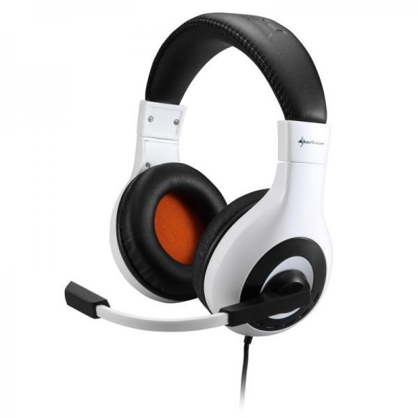 4044951013777 RUSHCORE zestaw słuchawkowy, sharkoon SHARKOON,0
