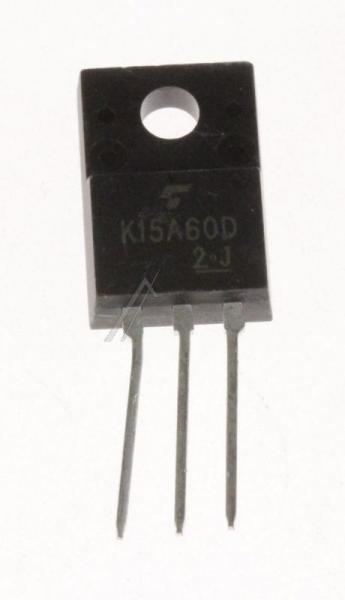TK15A60D Tranzystor SC-67 (N-Channel) 600V 15A,0