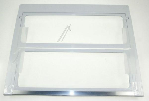 Szyba | Półka szklana dzielona z ramkami do lodówki DA9714797A,0