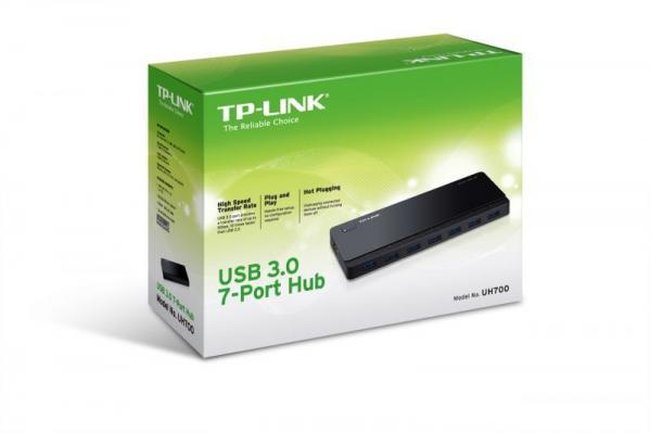 Rozdzielacz | HUB USB TP-Link UH700,2