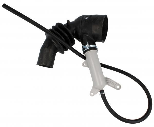 Rura | Wąż połączeniowy zbiornik - hydrostat  do pralki 42079700,0