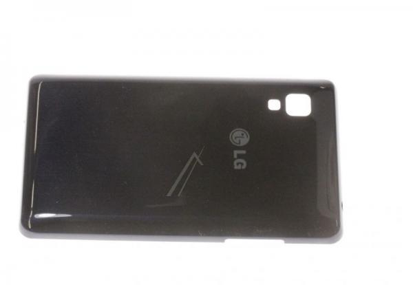 Klapka baterii do smartfona LG Optimus L4 II / E440 MCK67556802 (czarna),0