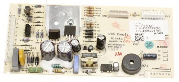 4326995700 CONTROL BOARD ASSY_F60285NE_ALASKA ARCELIK,0