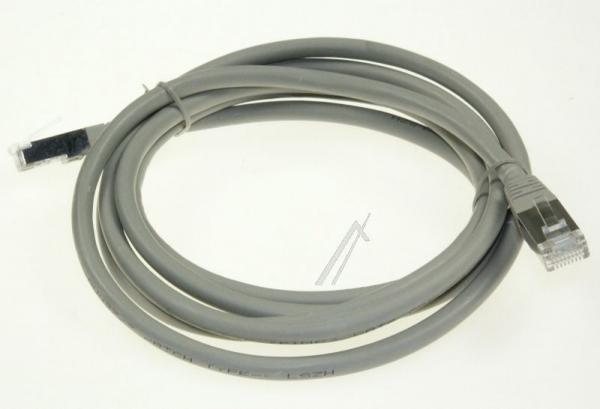 Kabel CAT-6 (wtyk/ wtyk) | (RJ-45/skrętka),0