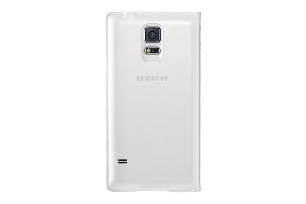Pokrowiec | Etui S View do smartfona Samsung Galaxy S5 EFCG900BWEGWW (białe),1