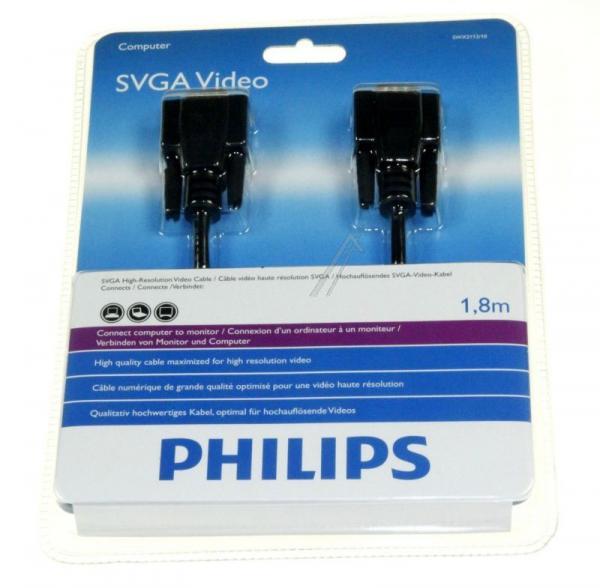 Kabel VGA (wtyk/ gniazdo) SWX211210,0