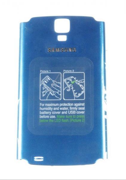 Klapka baterii do smartfona Samsung Galaxy S4 Active GH9828011B (niebieska),0