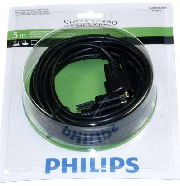 Kabel VGA (wtyk/ gniazdo) SWX211510,0
