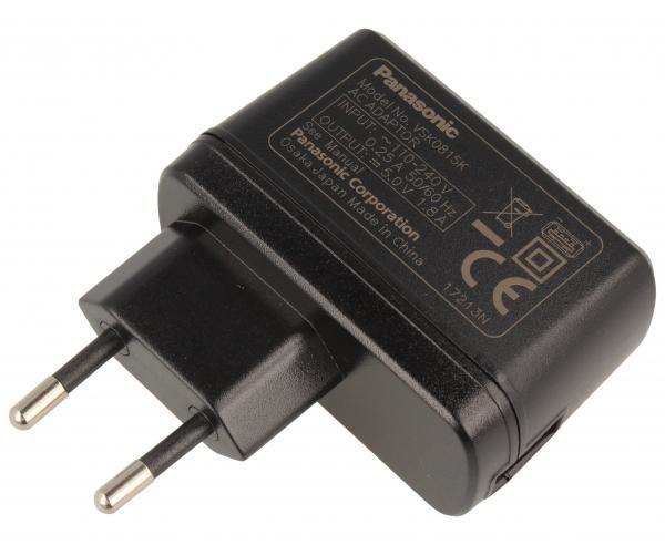 Zasilacz | Ładowarka sieciowa bez kabla do kamery VSK0815K,0
